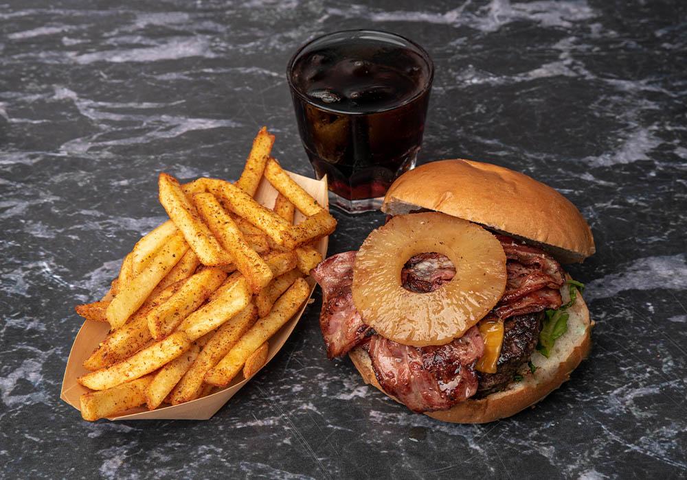 TLBS Blumenthal Burger COMBO